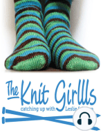 TheKnitGirllls Ep410 - Dickies of the Scarf World