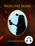 Radio Free Skaro #199 - Doctor Who and the Homo Reptilia