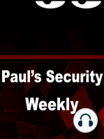 NSA Contractor Arrested, PPT Malware - Paul's Security Weekly #517