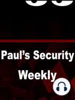 Paul's Security Weekly #495 - Joe McCray, Strategic Security
