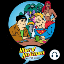 Word Balloon Podcast Paul Jenkins and Devin Grayson: On this episode of Word Balloon, John expected a conversation with writer Paul Jenkins about his next volume of the FairyQuest saga with art by Humbert Ramos, but Paul had more on his mind. Kickstarter has put him on an emotional rollercoaster with...