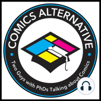 Comics Alternative Interviews: Back with Zach Worton: Self-Destruction and Tiki Bars