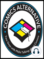 Comics Alternative Interviews - Jamie Richards and Edward Gauvin