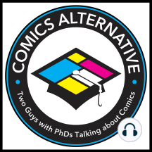 Comics Alternative Special - Talking with Bob Andelman for Will Eisner Week: A Spirited Discussion