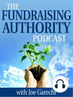 Fundraising Authority Podcast #18
