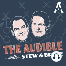 10/19: Why the Big Ten is having such a great year with Adam Rittenberg of ESPN: Bruce and Stew are joined by Adam Rittenberg of ESPN and discuss why the Big Ten conference is thriving this year; Does Texas A&M have a chance to beat Alabama? (6:00); Where will Les Miles be coaching next year? (11:00); Would an undefeated Boise Stat...