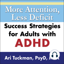 Emotional Self-Control: Having Feelings Without Acting on Them: People with ADHD tend to express their feelings more strongly than others do and are more influenced by their feelings than other people are. This also affects their ability to see beyond their emotions and to take others' perspectives into account.