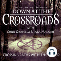DatC #097 - Getting Witchy with Elizabeth Graham: Hello and thank you once again for joining us down at the crossroads for some music, magick, and Paganism. Where witches gather for the sabbath, offerings are made, pacts are signed for musical fame and we cross paths with today's most influential...