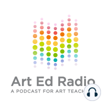 Ep. 199 - Fiber Arts at the Secondary Level: In today's episode, Tim askes Amber Kane to come on the show to discuss Fiber Arts and how more teachers can incorporate fibers into their curriculum. Amber has a new PRO Learning Pack out this month, and in this conversation, she shares a few of her...