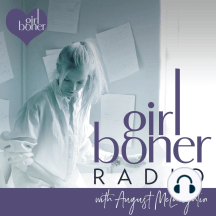 """Manifesting Great Sex and Relationships: Master coach and evocateur Amber J Lawson joins August to explore manifesting your heart's desires for stronger intimacy and relationships plusher mission to help women connect with the """"divine feminine."""" Dr. Megan Fleming weighs in for a..."""