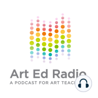 Ep. 191 - New Ideas for Fibers, Sculpture, and Metals: As Tim continues to bring on new guests and share new ideas, he welcomes Caroline Gardner to talk about what is happening in her classroom. Listen as they discuss shibori fabric dyeing, teaching jewelry techniques to middle schoolers, and a plethora...