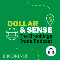 Where do the Democratic candidates stand on trade?: In this episode of , , director of the Hutchins Center on Fiscal and Monetary Policy at Brookings, joins  as they offer their reactions to this week's primary debates and unpack the trade policies of the Democratic candidates...