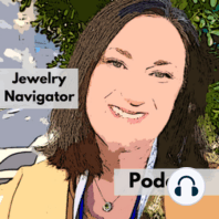 Pam Waill of Petite Baleine Jewelry Shares Her Jewelry Business Journey and Tips on Trade Shows: Today, I'm sharing my visit with Pam Waill, of Petite Baleine Jewelry,  She'll be showing at the New York Now Show next month, August 10-14 at the Javits Center in booth 1442.   Pam's jewelry design business precipitated from her marketing background...