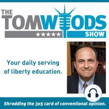 Ep. 474 The Trump Phenomenon: Lew Rockwell and Tom Discuss