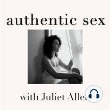 Clit Addiction, Sex with Friends, Porn & Bisexuality with Alison Rice: In episode 106 of Authentic Sex, Juliet is joined by award-winning journalist and leader, Alison Rice. Juliet and Alison answer listener's questions about how to self-pleasure after years using the same vibrator, clit addiction, sex with friends,...