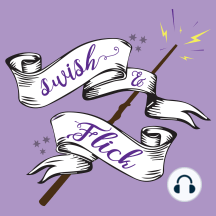 Swish and Flick - BONUS EPISODE - Hey Ness Hey!: SURPRISE EPISODE! We were lucky enough to sit down and have a chat with a near and dear friend of ours, Ness! We get to know her Potter profile, dive into some Q&A, and a Harry Potter Would You Rather with ideas from all of our lovely listeners! Ness, th...