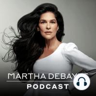 Martha Debayle en W , viernes 16 de agosto de 2019.