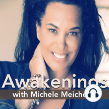 Explore the 5th Dimension using Sacred Geometry with Author Von Galt: Awakenings With Michele Meiche is Your place for tips and insight to live a more fulfilling life, and your relationships.