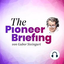 """Der achte Tag #45 - Elisabeth Niejahr: Deutschland braucht eine Demokratie-Agenda: Die Geschäftsführerin der Hertie-Stiftung fordert, den Fokus auf """"lokale Demokratie"""" zu richten."""