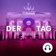 Der achte Tag #10 - Sabine Leutheusser-Schnarrenberger: Hausarrest beenden!: Die frühere Justizministerin fordert Datenschutz und Freiheitsrechte jetzt nicht über Bord zu werfen