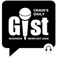 10/26/20: Why McDonald's still hasn't embraced meatless meat: Even as plant-based meat alternatives grow in popularity, McDonald's hasn't committed to rolling out a meatless patty in the U.S. Crain's reporter Ally Marotti joins the podcast to discuss why the Chicago-based fast food giant is still hesitating.  Plus: Tightened COVID restrictions coming to suburban Cook County this week, how cannabis is easing city and county budget pain, Blue Cross of Illinois launches a patient data sharing platform and UIC is set to build a $115 million computer science center.