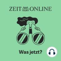"""Update: Wasserwerfer gegen """"Querdenker"""""""