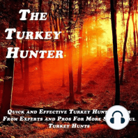321P - More Wild Turkey Research Talk with Mike Chamberlain: More Wild Turkey Research Talk with Mike Chamberlain Mike Chamberlain with the Warnell School of Forestry and Natural Resources at the University of Georgia joins Cameron and me on this week's show. Mike is always a great interview for all of you wild tu...
