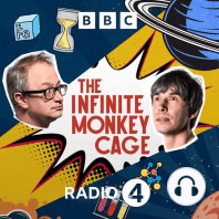 The Science of Cooking: Brian Cox and Robin Ince don chef's hats and aprons to look at the science of cooking.