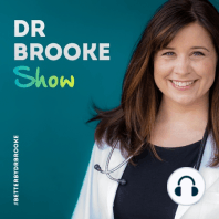 Sarah & Dr Brooke Show #199 Bioidentical HRT & Menopause with Dr. Kyrin Dunston, MD: A great conversation about bioidentical hormone replacement therapy and how to better manage all things menopause with Dr. Kyrin Dunston. Dr. Dunston shares her journey from standard OBGYN to functional medicine women's hormone expert and how she...