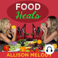 """312: How To Lose the #Quarantine15 and the Latest Science with Dr. Cabral: Being hailed as """"Sex and the City for Food,"""" The Food Heals Podcast brings together experts in the field of nutrition, health and healing to teach you the best-kept natural secrets to being a hotter, healthier, happier YOU!   is hosted by..."""