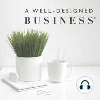 587: Darrell Long: The Best Design Comes From Within, Not Pinterest: Welcome to A Well-Designed Business! Are you really, truly, creating your own designs and ideas? Today's guest wants you to learn to start with the story you want to tell and to express that in your design. LuAnn gets the pleasure of talking with so...