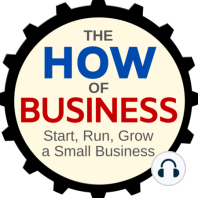"""302: Titanic Effect with Drs. Kim and Todd Saxton: Navigating Business Uncertainty with Drs. Todd and Kim Saxton. They share insights on how small business owners can deal with and mitigate the unforeseen uncertainties that can sink your small business in the future. They are the authors of the book """"Th"""
