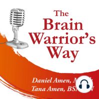 Does COVID-19 Leave Lingering Effects in the Brain?: For this episode of The Brain Warrior's Way Podcast, it's Brain in the News time! Dr. Daniel and Tana Amen take a look at some of the cutting edge brain health topics in order to help keep you informed of the latest in brain science and research....