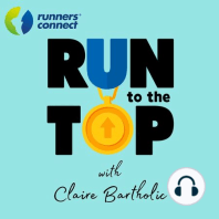 Evie Serventi and TIna Muir: Train Your Brain: Tina Muir talks with Evie Serventi, a competitive runner and swimmer, the Deputy Editor of Running Fitness magazine in the UK and Sports Psychologist in this encore from 2017. In this episode, they talk about the importance of Mental Training and...