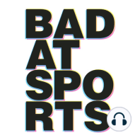 """Bad at Sports Episode 761: Mairead Case:  This weekDanaand Jesse are joined """"in the studio"""" by Chicago's native sun and brilliant author, Mairead Case. Case joins us on the show to discuss her latest novel,Tiny, and a slew of other topics ranging from grief to the..."""