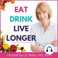 92: California Vegan with Sharon Palmer, MSFS, RDN: Today we are taking a journey to the sunny state of California. My friend and fellow dietitian, Sharon Palmer, aka The Plant-Powered Dietitian, will share news about her brand new cookbook, California Vegan. Sharon Palmer is one of the...