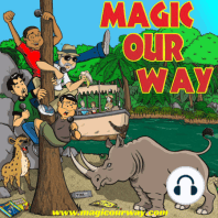 Disney Parks: The 5 Senses - MOW #365: Artistic Buffs Talkin' Disney Stuff - New Orleans, Louisiana, USA