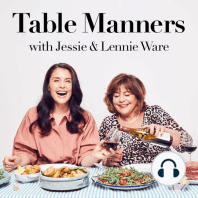S11 Ep 10: Hannah Ware: The time has come for the world to meet Lennie's number one, The One's leading lady and the one who knocked her little sister's front tooth out. Zooming in from LA, and making a classic Ware effort in her dressing gown, Hannah Ware joins...