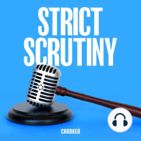 Normal Scrutiny: Leah and Melissa are joined by the first repeat guest on Strict Scrutiny, Elie Mystal, to discuss his recent column about Democratic leadership on the Senate Judiciary Committee. They also provide some dramatic readings and reenactments of some of the hearings and filings from the (poorly run) coup attempt.