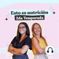 #16 Los donetes me recuerdan a mi infancia: Esta vez tenemos una entrevista muy especial y cercana en la cual invitamos a Eli Custó (@nutricioncontca), una increíble nutricionista-dietista que ha sido paciente de Vicky y que está especializada en TCA. Hablamos de anorexia, ortorexia y...