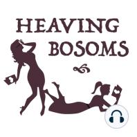 Ep. 25 - Firelight by Kristen Callihan: Heaving Bosoms: A Romance Novel Podcast