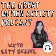 Chloe Wise: In episode 42 of The Great Women Artists Podcast,…
