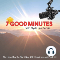 Take Up Yoga Breathing And Change Your Life: In this episode, we learn why taking up the habit of Yoga Breathing could change your life for the better.  Go to https://7goodminutes.com/972 for full show notes.  Don't forget to subscribe, rate, and share it with a friend or two!