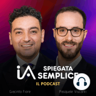 #18 L'Intelligenza Artificiale nella moda, nelle ricette e auto che si guidano da sole in Italia: tante e tante notizie su Intelligenza Artificiale commentate da Giacinto Fiore e Pasquale Viscanti  https://www.9colonne.it/public/204530/singapore-pisa-primo-laureato-br-in-intelligenza-artificiale#.XNmhipMzY0o...