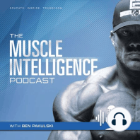 Q&A: If you want to build muscle, fix your health first: Welcome back to another great Q&A where listeners get a chance to have their questions answered by Ben and Ashleigh! We start today off hearing some updates on how our hosts have been coping in isolation, and they speak about the value of keeping...