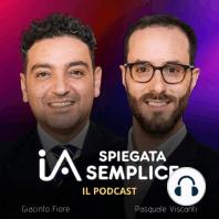"""#61 IA spiegata semplice con Giuseppe Forenza: i satelliti per una Smart City super """"Intelligente"""": Sei stanco delle solite news? Allora immergiti con noi nella selezione e commento delle notizie + Cool + di Tendenza e + Innovative dal mondo dell'intelligenza artificiale. Il podcast è prodotto da Giacinto Fiore e Pasquale Viscanti.  In questa..."""