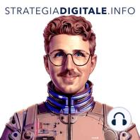 Da manager di YouTuber a promotore di talenti digitali - Luca Casadei: Chi c'è dietro alla crescita di molti YouTuber di successo? In che modo Internet e i social media hanno cambiato il mondo dello spettacolo? Quali sono le nuove frontiere della comunicazione e della creatività nel mondo digitale? Parliamone con Luca...
