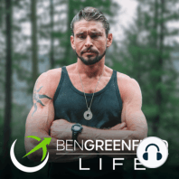 """Q&A 427: Blue Steak, Dirty Carpet, Growing Your Brain With Food Deprivation, Using HRV To Choose The Best Exercises, Natural Ways To Increase DHEA & Much More!: bengreenfieldfitness.com/427 News flashes:  ...11:20  Related to , in which I mentioneda proposal to give us patches that make us allergic to meat and smart drugs that make us want to have fewer babies, all for """"climate change""""..."""