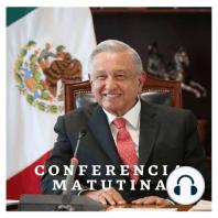 Lunes 26 abril 2021 Conferencia de prensa matutina #595 - presidente AMLO