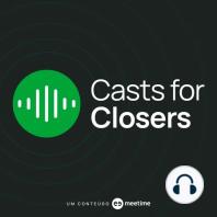 """PodCast #155 - Live #2 no Clubhouse - Tema - Recrutamento em Vendas com Camely Rabelo: Trouxemos a """"sócia"""" do Casts for Closers, Camely …"""
